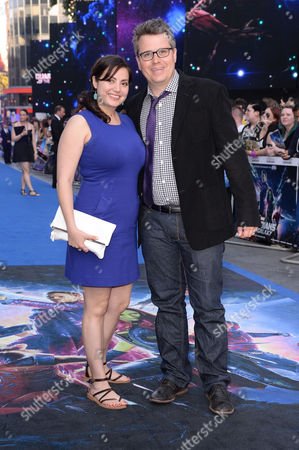 'Guardians of the Galaxy' European Premiere at the Empire Leicester Square Jeremy Latcham Producer