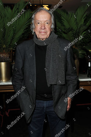 'Henry V' Press Night Afterparty at the National Portrait Gallery Cafe James Laurenson