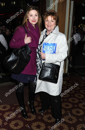 'Jersey Boys' Gala Night to Celebrate New Cast and Theatre at the Piccadilly Theatre Emma Hamilton and Brenda Blethyn
