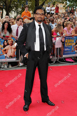 'Keith Lemon the Film' World Premiere at the Odeon Cinema Leicester Square Director Paul Angunawela