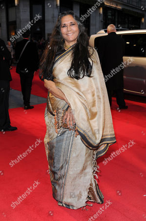 'Midnight's Children' Screening at the Odeon Westend During the 56th Bfi London Film Festival Deepa Mehta Director