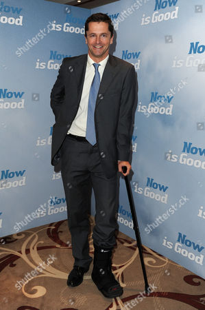 'Now is Good' Uk Premiere at the Washington Hotel and Curzon Mayfair Pete Czernin (producer)