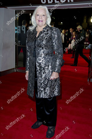 'Quartet' Screening at the Odeon Leicester Square During the 56th Bfi London Film Festival Dame Gwyneth Jones