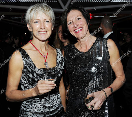'Red Night' - When Marrakech Lights Up the Night at the Old Billingsgate Marie Jordan and Benedicte Clarkson