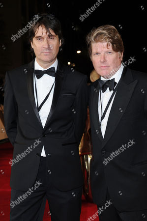 'Skyfall' Uk Royal Premiere at the Royal Opera House Neal Purvis and Robert Wade (writers)