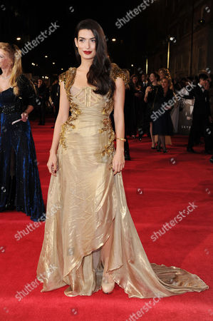 'Skyfall' Uk Royal Premiere at the Royal Opera House Tonia Sotiropoulou