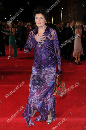 'Skyfall' Uk Royal Premiere at the Royal Opera House Eunice Gayson