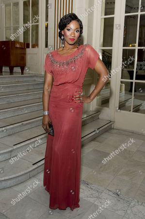 'Soul Sister' Press Night After Party at the Waldorf Hotel Emi Wokoma (tina Turner)