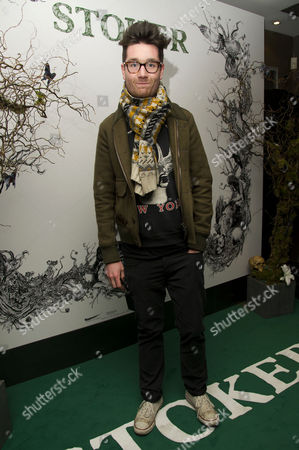 'Stoker' Premiere at the Curzon Soho Dan Ritchie
