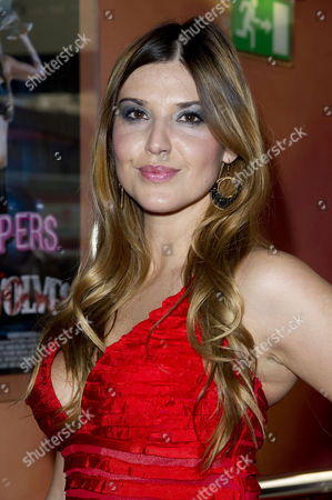 'Strippers Vs Werewolves' World Premiere at Apollo Piccadilly Circus Barbara Nedeljakova