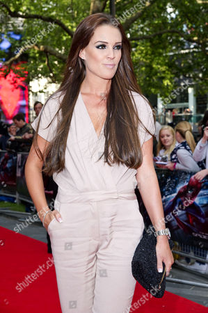 'The Amazing Spiderman' Gala Premiere at the Odeon Leicester Square Danielle O'hara