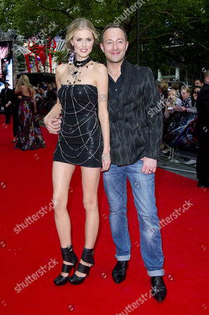 'The Amazing Spiderman' Gala Premiere at the Odeon Leicester Square Donna Air and Scott Henshall