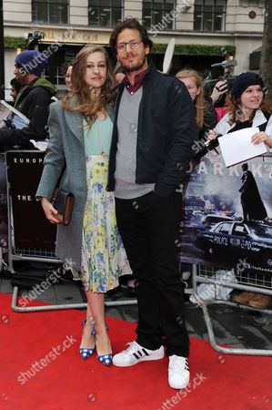 'The Dark Night Rises' European Premiere at the Odeon Leicester Square Andy Sandberg