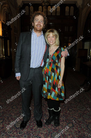 'The Hothouse' Press Night Afterparty at One Whitehall Place Beth Cordingly with Her Husband Adam Speers