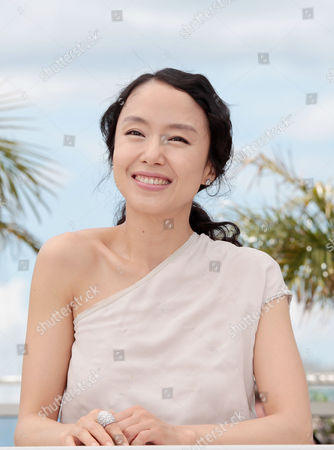 'The Housemaid' Photocall at the Festival De Palais During the 63rd Cannes Film Festival Jeon Do-youn