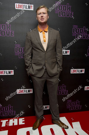 'The Look of Love' Uk Premiere at the Curzon Soho Matt Greenhalgh (writer)