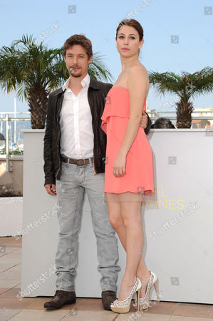 Stock Picture of 'The Skin I Live In' Photocall at the Palais Des Festivals During the 64th Cannes Film Festival Ian Cornet and Bianca Suarez