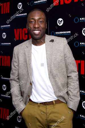 'Victim' Uk Premiere at the Apollo Cinema Regents Street Michael Maris