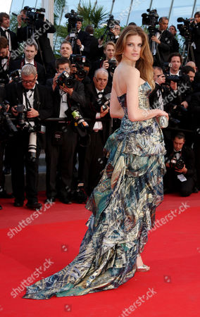 'Wall Street 2: Money Never Sleeps' Red Carpet Arrivals at the Festival De Palais During the 63rd Cannes Film Festival Alessia Piovan