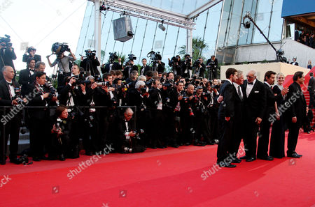 Editorial picture of 'Wall Street 2: Money Never Sleeps' Red Carpet Arrivals at the Festival De Palais During the 63rd Cannes Film Festival - 14 May 2010