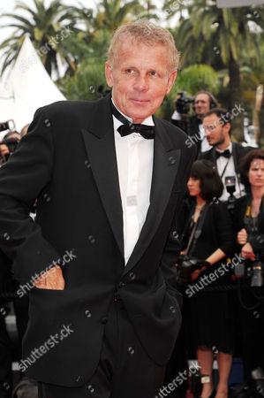 'We Have A Pope' Red Carpet at the Palais Des Festivals During the 64th Cannes Film Festival Patrick Poivre D'arvor
