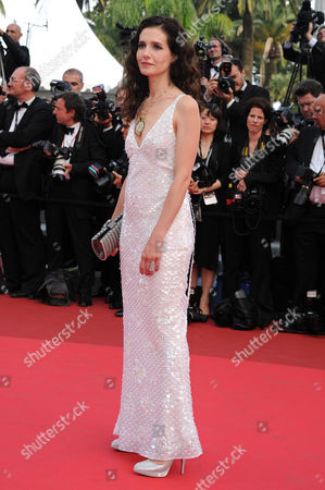 'We Have A Pope' Red Carpet at the Palais Des Festivals During the 64th Cannes Film Festival Chloe Lambert