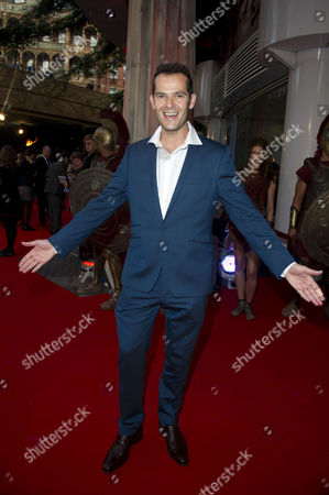 29//03/2012 'Wrath of the Titans' Premiere at the Bfi Imax Waterloo Alejandro Naranjo