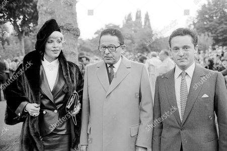 Editorial image of 1984 Prix De L'arc De Triomphe at Longchamp - 07 Oct 1984