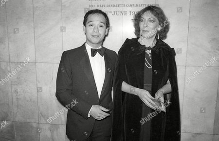 1986 Society of West End Theatre Awards (olivier) Awards David Yip