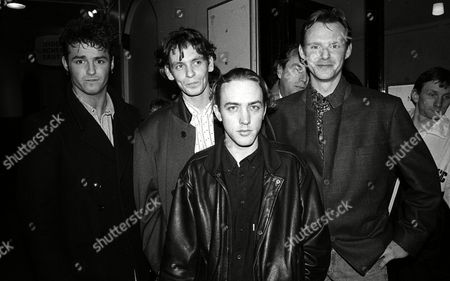 The 1989 British Pop Awards (brits) Held at the Grosvenor House Hotel Wet Wet Wet