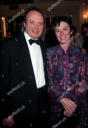 British Film and Television Awards at the Grosvenor House Hotel James Bolan with Susan Jameson