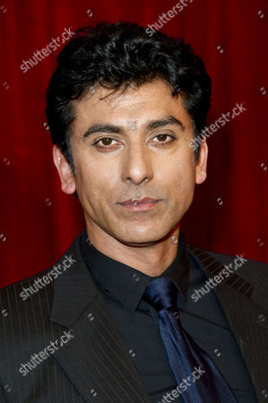 2012 Soap Awards at Itv Studios Southbank Ace Bhatti