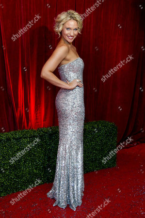 2012 Soap Awards at Itv Studios Southbank Lisa Gormley