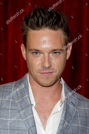 2012 Soap Awards at Itv Studios Southbank Andrew Moss