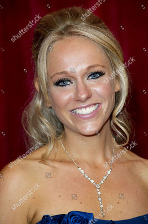 2012 Soap Awards at Itv Studios Southbank Sophie Abelson
