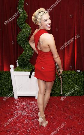 2012 Soap Awards at Itv Studios Southbank Scarlett Bowman