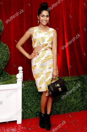 2012 Soap Awards at Itv Studios Southbank Meryl Fernandes