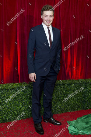 2012 Soap Awards at Itv Studios Southbank Laurie Duncan