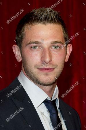 2012 Soap Awards at Itv Studios Southbank Rob Norbury