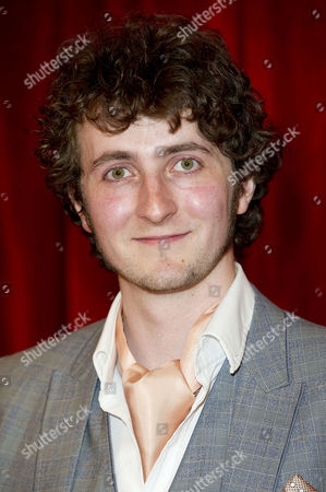 2012 Soap Awards at Itv Studios Southbank Tom Scurr