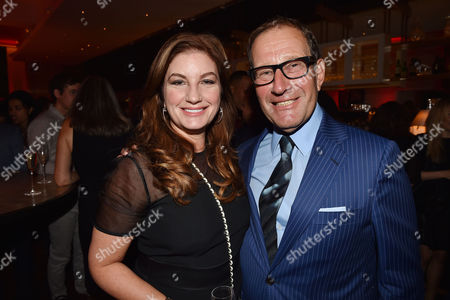 21st Anniversary Party For Roar at the Avenue St James Karren Brady and Richard Desmond