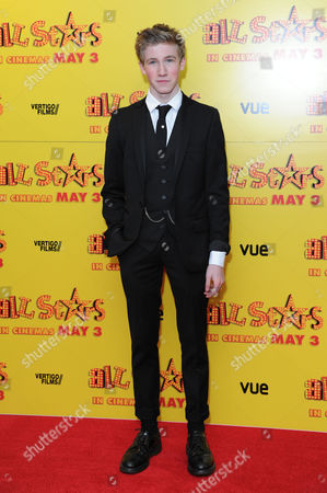 All Stars Film Premiere at the Vue Leicester Square Dominic Herman Day
