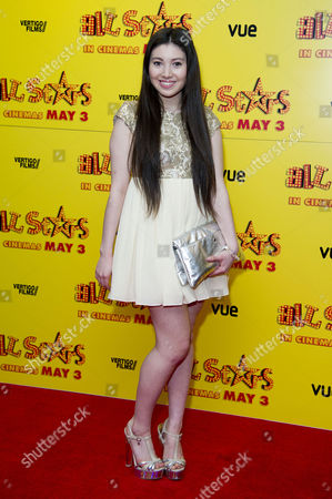 All Stars Film Premiere at the Vue Leicester Square Hanae Atkins