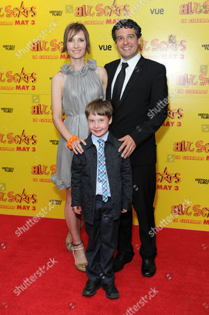 All Stars Film Premiere at the Vue Leicester Square Director Ben Gregor