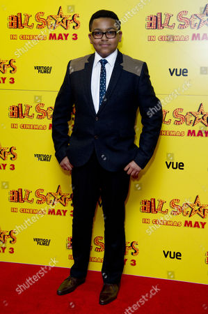 All Stars Film Premiere at the Vue Leicester Square Gamal Toseafa