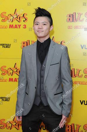 All Stars Film Premiere at the Vue Leicester Square Kieran Lai