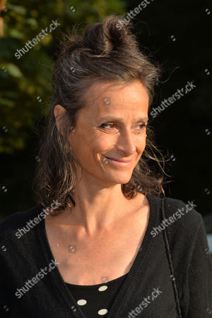 Stock Photo of Annabel Goldsmith Hosts Her Annual Summer Party at Her Home in Richmond Marchioness of Worcester Tracy Ward