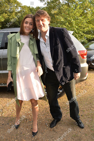 Annabel Goldsmith Hosts Her Annual Summer Party at Her Home in Richmond Lord Johnson Somerset