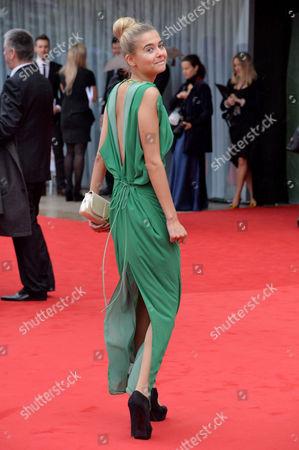 Arqiva British Academy Television Awards Outside Arrivals at the Royal Festival Hall Jade Farmiloe