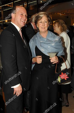 Book Launch Party For Simon Sebag Montefiore's Book 'Young Stalin' at Asprey New Bond Street Patti Palmer Tomkinson